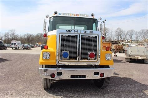 volvo white trucks for sale 1983 volvo white road boss for sale