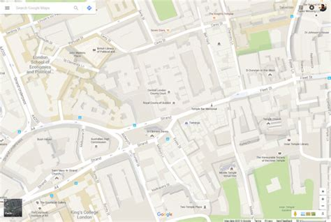 goodgle maps maps goes scenic route with ad heavy promoted pins ars technica