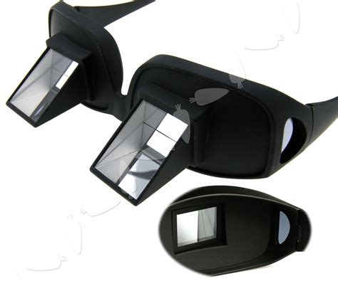 The Shelf Glasses For Sightedness by Horizontal Periscope Prism Angled Lazy Glasses For Reading