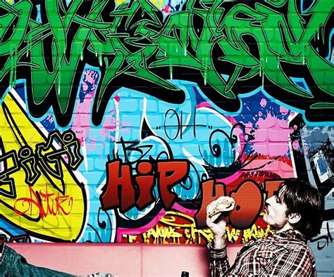 ideas  graffiti wallpaper  pinterest