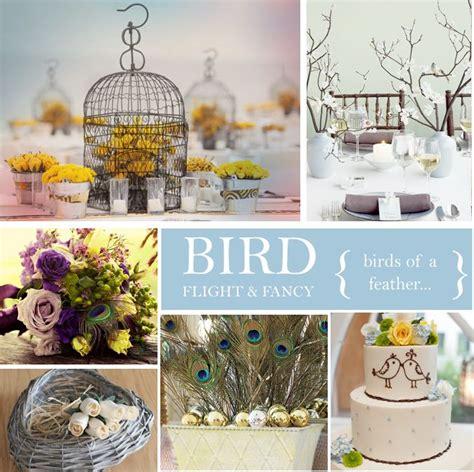 25 best ideas about bird wedding themes on