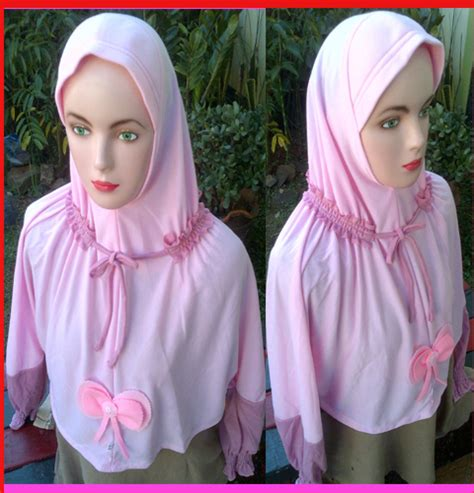 Jilbab Anak Grosir Bandung grosir jilbab lengan anak sd my