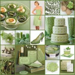green wedding colors beautiful bridal green wedding ideas
