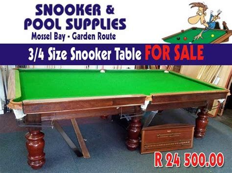 snooker table for sale snooker table for sale in mossel bay lalakoi