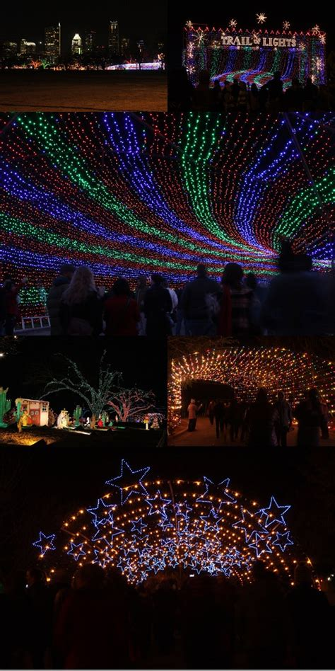 Trail Of Lights Tx by Trail Of Lights Em In The
