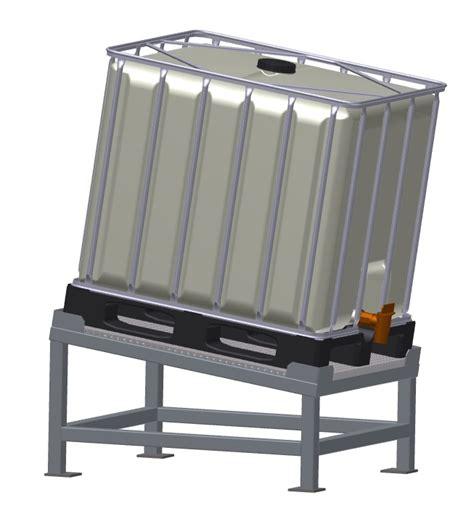 avm anlagenvertrieb montage wittenberg - Gestell Ibc Container