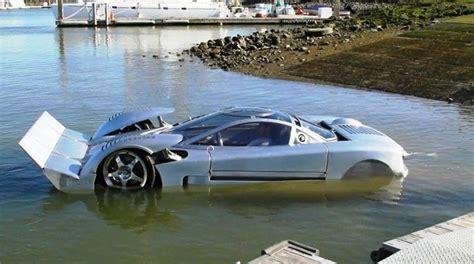 latest invention project sea lion crazy amphibious car