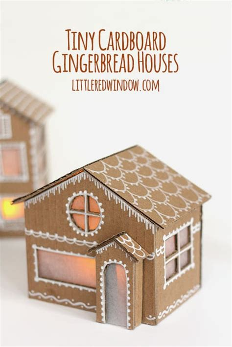little red dog house cardboard gingerbread houses little red window dog breeds picture