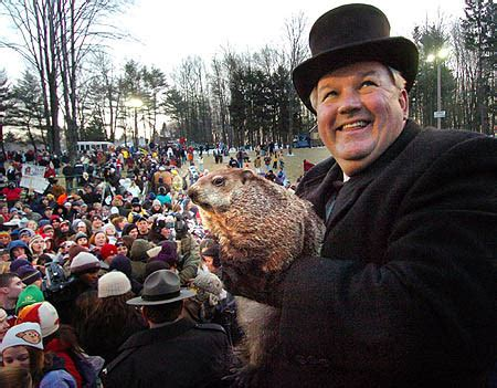 groundhog day driving peta vs punxsutawney phil us our views