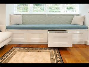 Window Seats With Drawers by Drawer Storage In Window Seat Sydney Storage By Clever