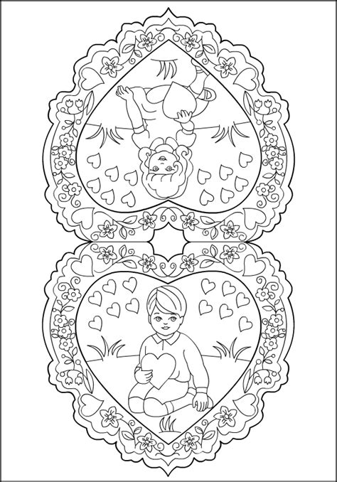 coloring pages vintage s free coloring pages vintage valentines vintage
