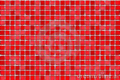 piastrelle rosse mattonelle rosse mosaico immagine stock libera da