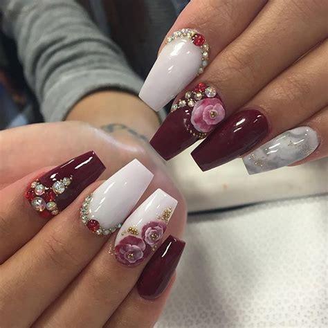 imagenes de uñas decoradas instagram u 241 as para la noche nails pinterest noche dise 241 os de