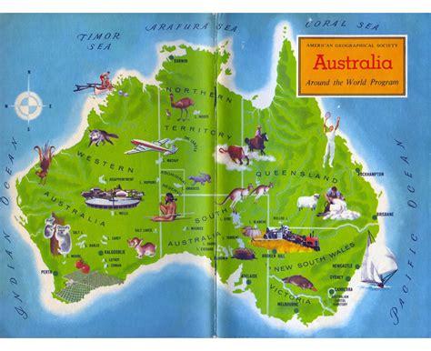 map around australia maps of australia detailed map of australia in