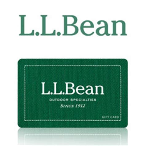 Ll Bean Promotional Gift Card Code - ll bean gift cards cvs lamoureph blog