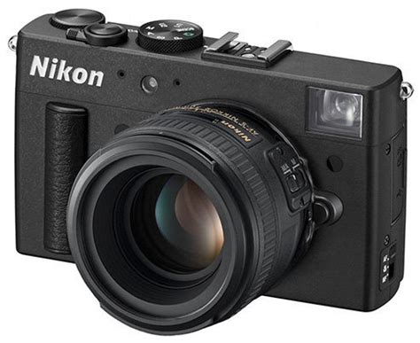 what the nikon coolpix a camera should have been? | nikon