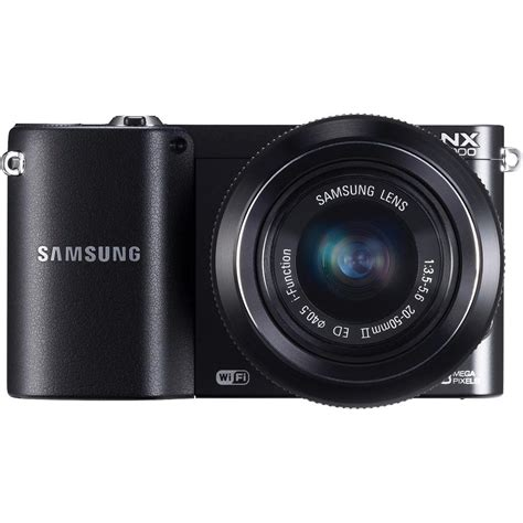 Kamera Mirrorless Samsung Nx1000 samsung nx1000 20 3mp digital certified refurbished with 20 50mm lens product reviews