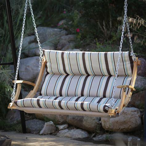 double swing hammock island bay casual caribbean stripe quilted double hammock