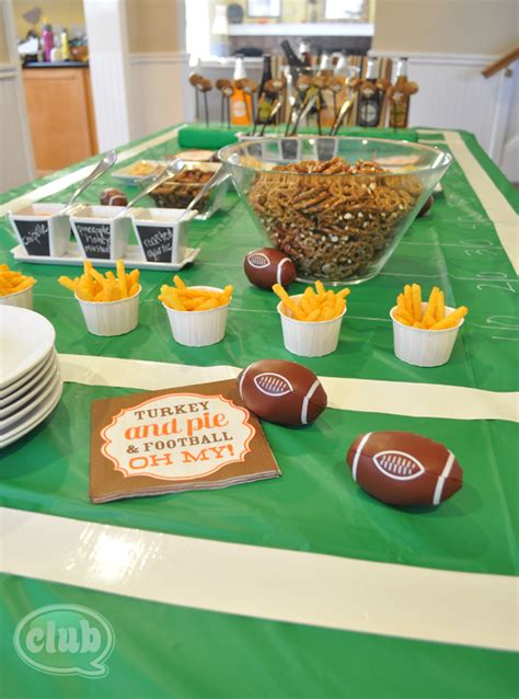 football centerpieces for tables images