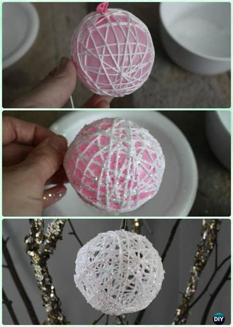 kid ornament craft ideas 20 easy diy ornament craft ideas for to make