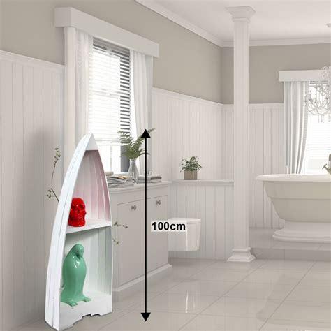 badezimmer regal boot design steh regale schiff badezimmer retro holz schrank