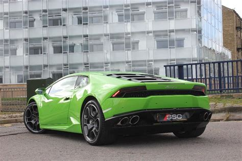 Cheap Lamborghini For Sale by Used Green Lamborghini Huracan For Sale West Yorkshire