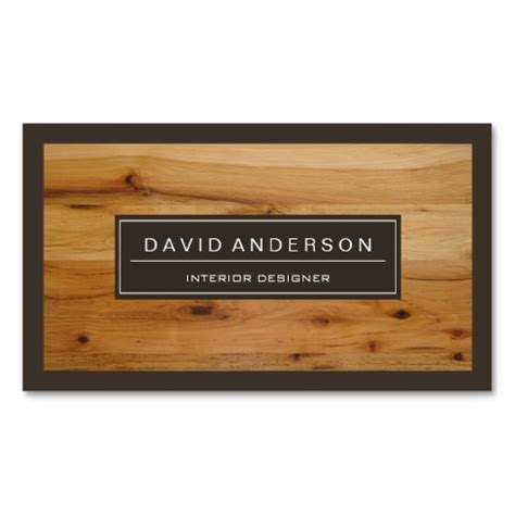 church invitation double sided standard business cards professional modern wood grain look double sided standard