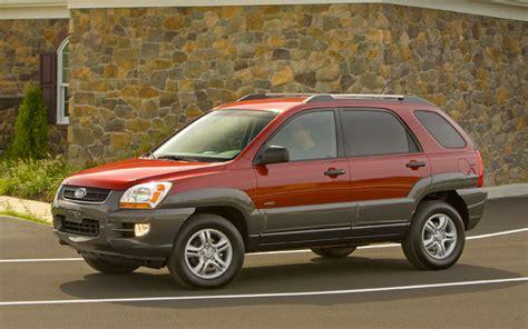 Kia Sportage 2009 Specs 2009 Kia Sportage Lx 2wd Price Engine Technical