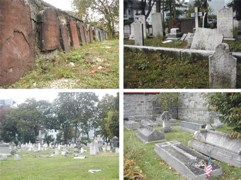 st. andrew's & st. john's cemetery, stamford, fairfield co