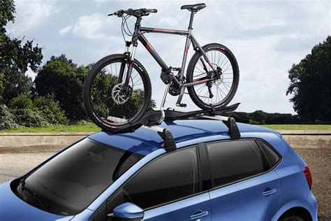 Volkswagen Bike Rack by Vw Polo Facelift Accessories Bicycle Carrier Indian