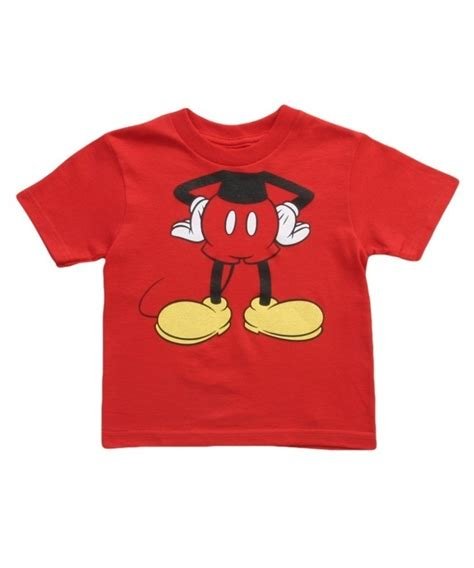 Mickey Mouse T Shirt toddler mickey mouse costume t shirt