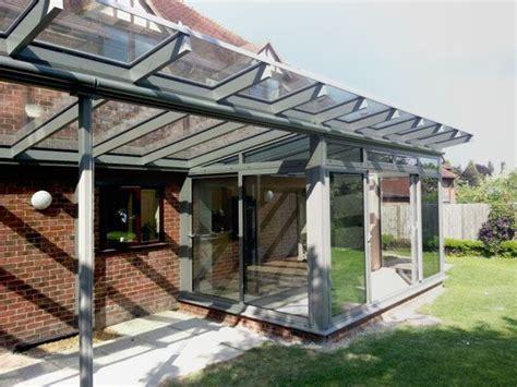 verande per cer aluminium conservatories lean to kitchen