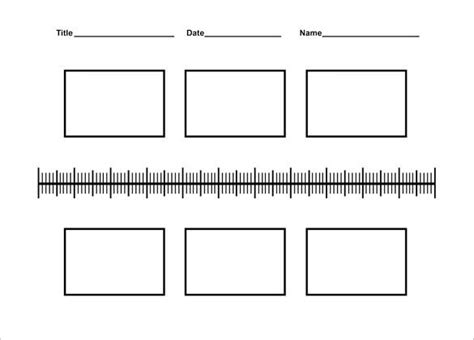 8 Timeline Templates For Kids Doc Pdf Free Premium Templates Blank Timeline Template