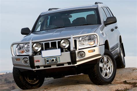 Jeep Wk Bumper Front Recovery Bumper Arb Bull Bar Wk 3450130 Jeepey