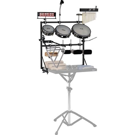 Percussion Rack by Pearl Percussion Rack Add On Musician S Friend