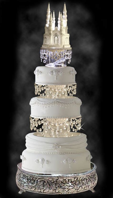Hochzeitstorte Prinzessin by Royal Wedding Cakes Cinderella Castle And Wedding Cakes