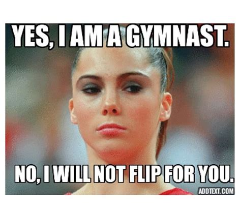 Gymnastics Memes - 1000 funny gymnastics quotes on pinterest gymnastics