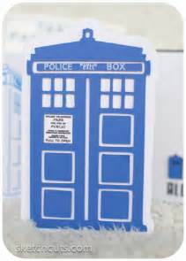 how to make a tardis card doctor who sketch cuts