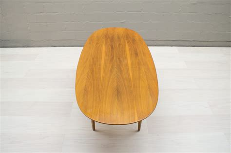 mid century oval coffee table mid century oval coffee table 1950s for sale at pamono