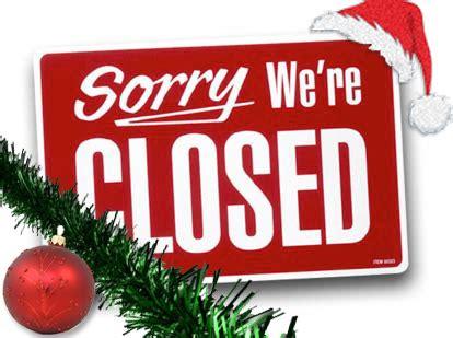 christmas shutdown | gbm accounts