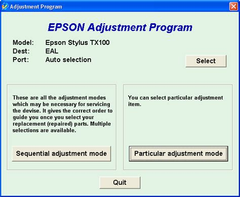 resetter ip2700 not responding software epson resetter t10 and tx100 tricks collections com