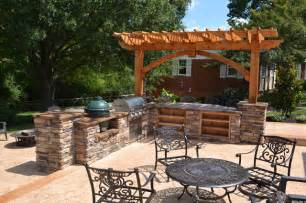 Patio Furniture Restoration by Grill Bar Pergola Traditional Patio Cincinnati By