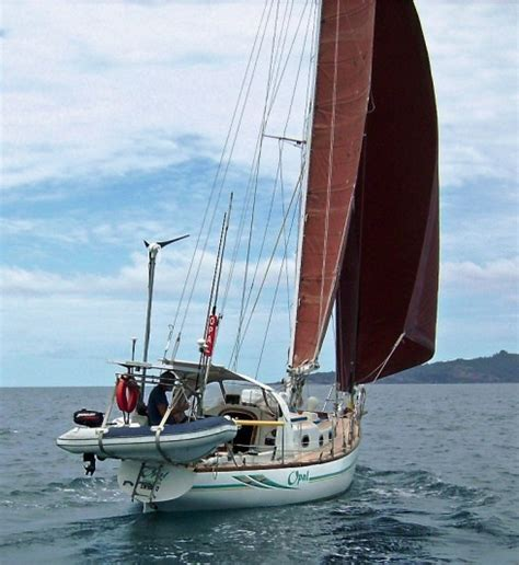 monohull boat sailboat for sale
