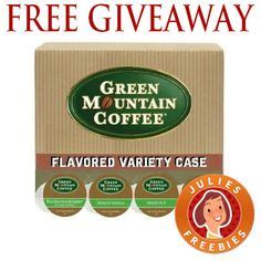 Green Mountain Coffee Instant Win - free stuff by mail on pinterest 2749 pins