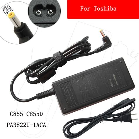 ac adapter for toshiba pa3822u 1aca notebook power cord laptop battery charger ebay