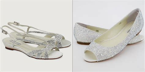 Flat Wedding Shoes   Finding Those Elusive Flat Bridal Shoes