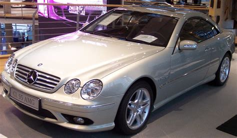 Cl 468 Silver file mercedes cl55 w203 jpg wikimedia commons
