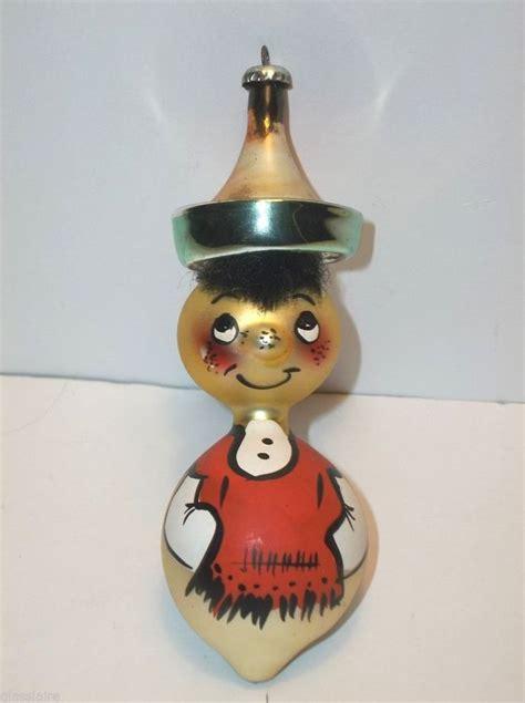 vintage italian blown glass bug figural christmas tree