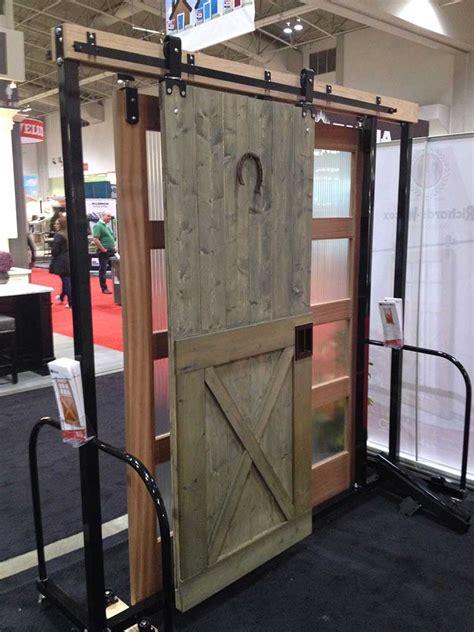 Richards Wilcox Barn Doors Improve Appeal And Saves Space Richard Wilcox Barn Door Hardware