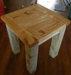 side table plans white tryed side table diy projects